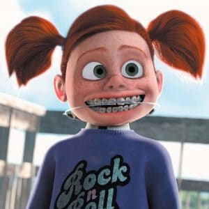 Darla from Finding Nemo