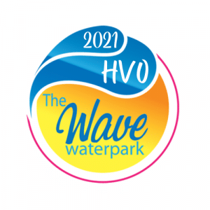 2021 HVO The Wave Waterpark Logo